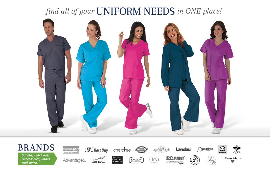 Uniform Advantage Scrubs